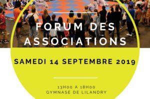 Forum des associations de Bailly @ gymnase Lilandry