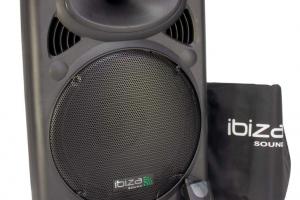 Haut-parleur autonomes Ibiza